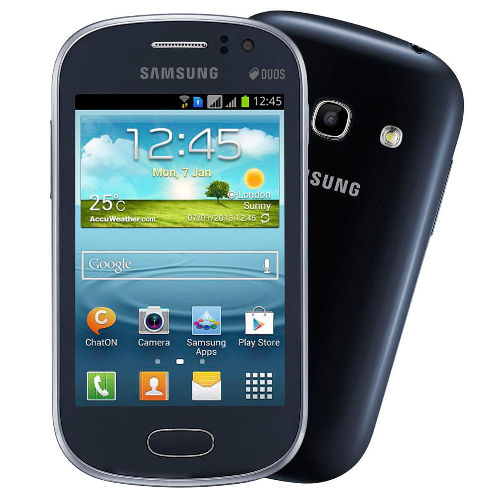 Celular Samsung Galaxy Fame Duos Gr Celular 3 5in Touch 5mp Pictures