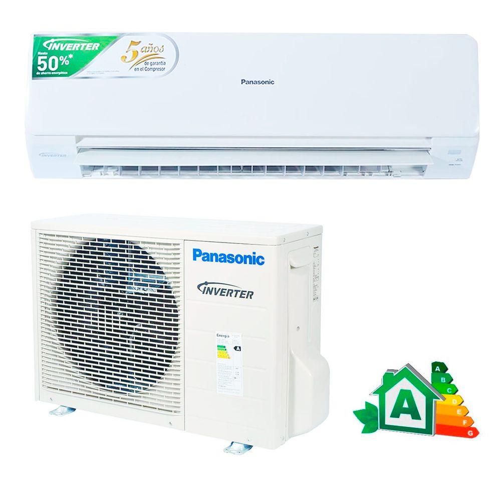 Ficha tecnica aire acondicionado panasonic inverter for Aire acondicionado portatil ansonic