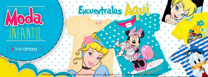 Camisas de niños Disney