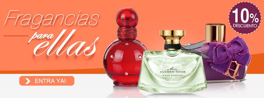 Perfumes 10% Descuento
