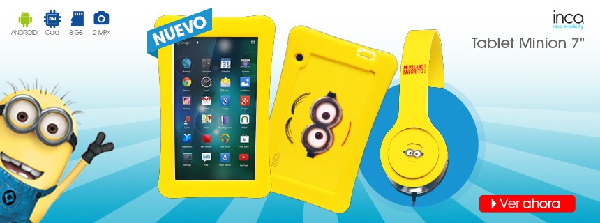 Tablet Minion