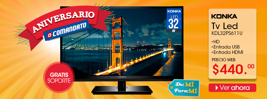 Led tv 32 Konka