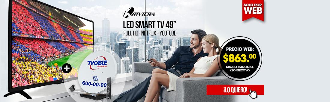 Led Smart Riviera 49