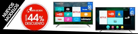 Nuevos modelos tv