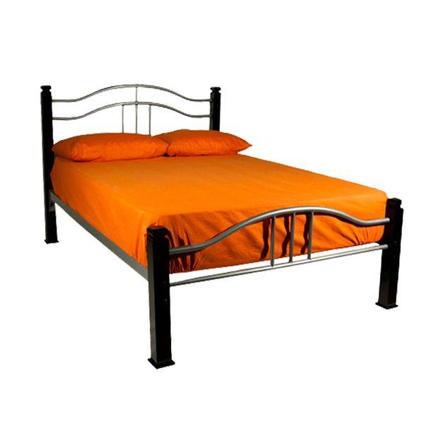 DormitorioCamasCama-Dmetal-Milenium-2-Plazas-Aluminio