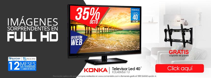 ¡Qué Locura de precios! Ahorra hasta el 35% en este TV