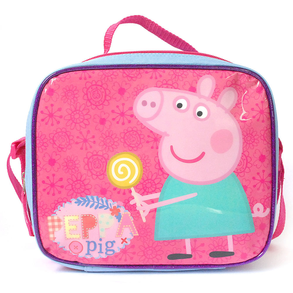 lonchera-peppa-pig-1-compartimiento-color-rosa-con-celeste - Comandato