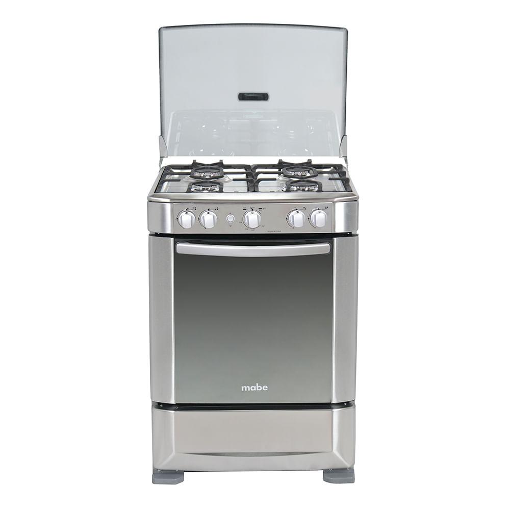 Cocina a gas mabe ingenious6060ex1 4 hornillas for Accesorios para cocina a gas