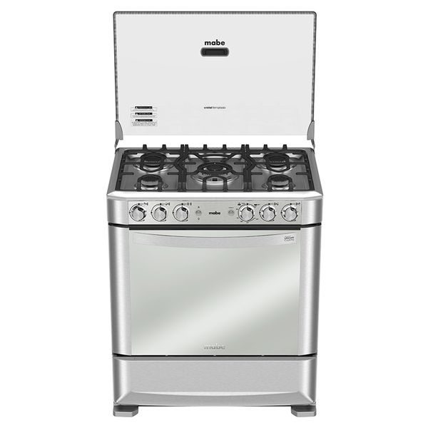 cocina-a-gas-mabe-em7640fx0-5-hornillas-color-inox-frontal