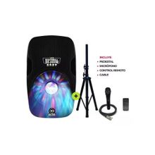 set-parlante-ultrasound-55000-w-color-negro
